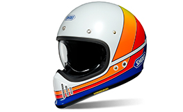 Shoei EX-Zero Equation TC-2 L