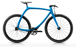 Metropolitan Bike R77 Nebular Blue